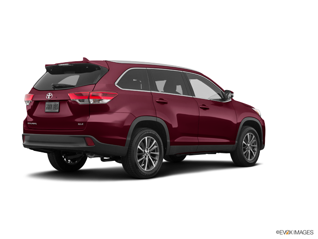 New 2019 Toyota Highlander in Berkeley, CA