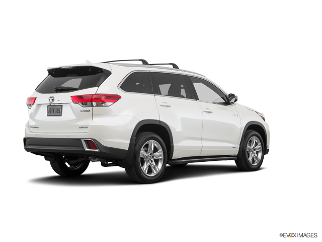 New 2019 Toyota Highlander Hybrid in Paducah, KY