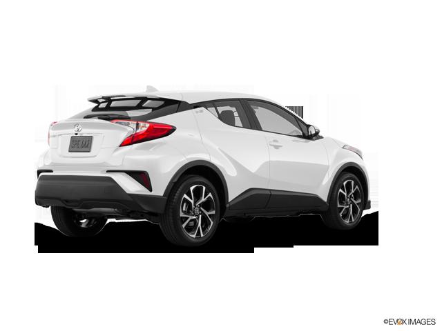 New 2019 Toyota C-HR in St. George, UT
