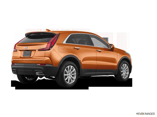 New 2019 Cadillac XT4 in Alamagordo, NM
