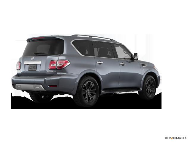 New 2019 Nissan Armada in Northern, CA