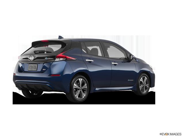 New 2019 Nissan LEAF in Milford, CT