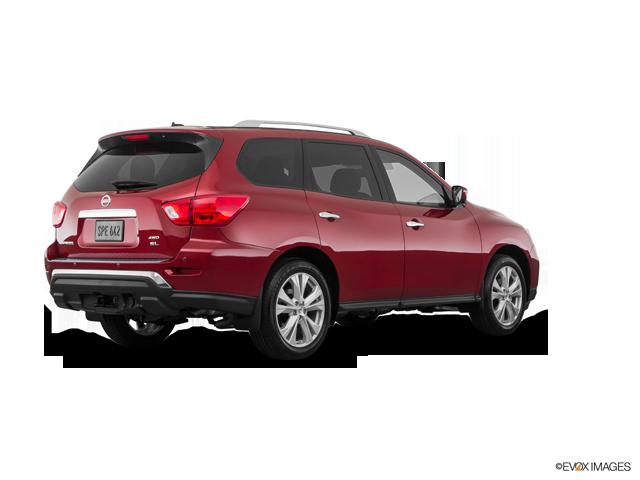 2019 Nissan Pathfinder SL
