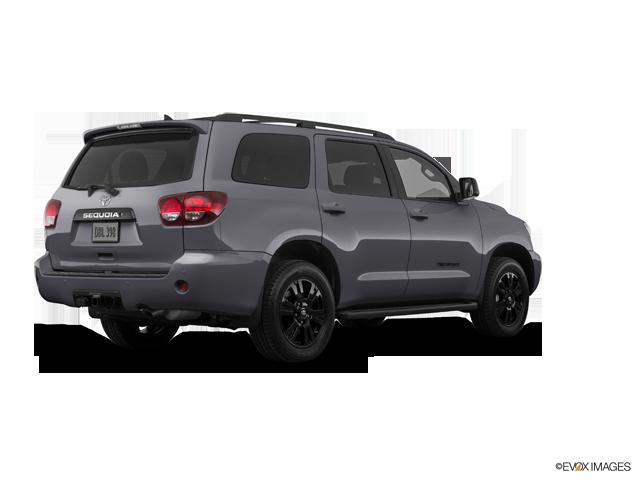 New 2019 Toyota Sequoia in Monroe, LA