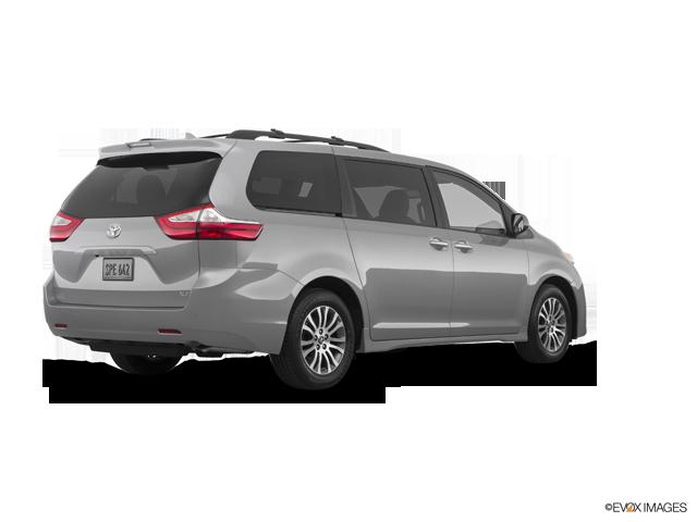 New 2019 Toyota Sienna in Everett, WA