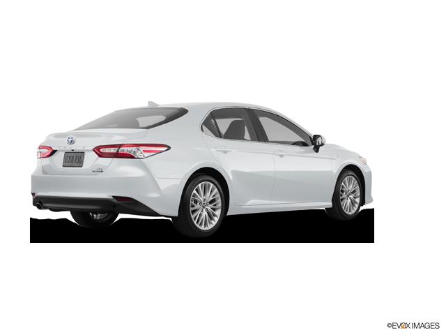 2019 Toyota Camry Hybrid Hybrid XLE