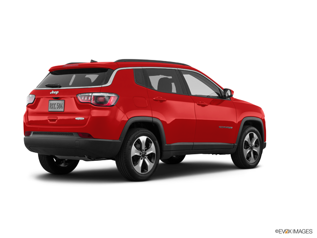 New 2019 Jeep Compass in Orlando, FL
