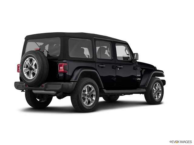 New 2019 Jeep Wrangler Unlimited in Orlando, FL