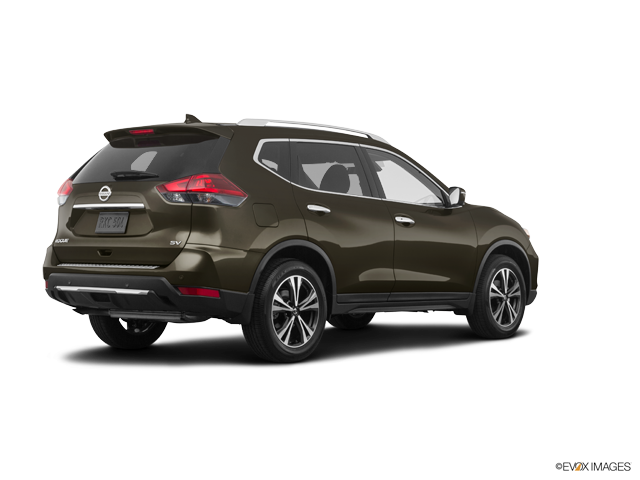 New 2019 Nissan Rogue in SPOKANE, WA