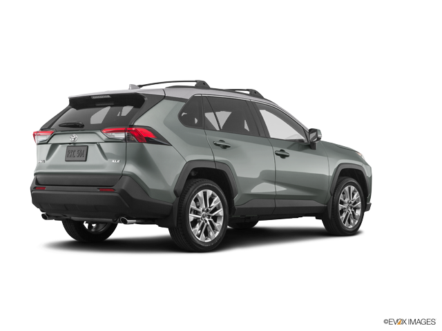 New 2019 Toyota RAV4 in Berkeley, CA