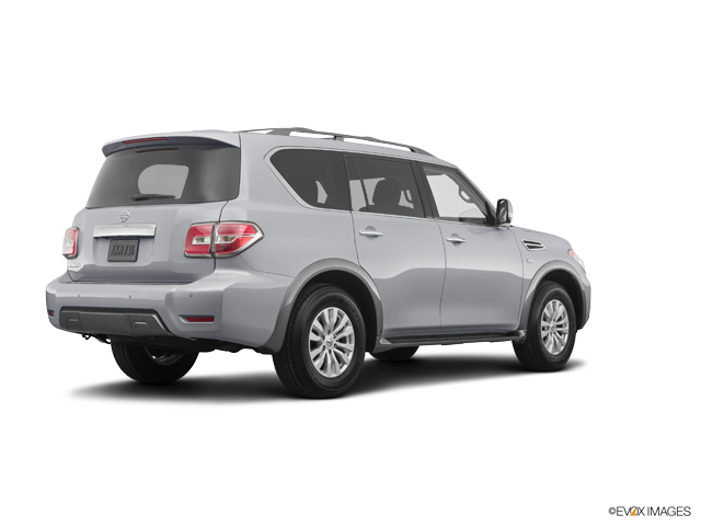New 2019 Nissan Armada in SPOKANE, WA