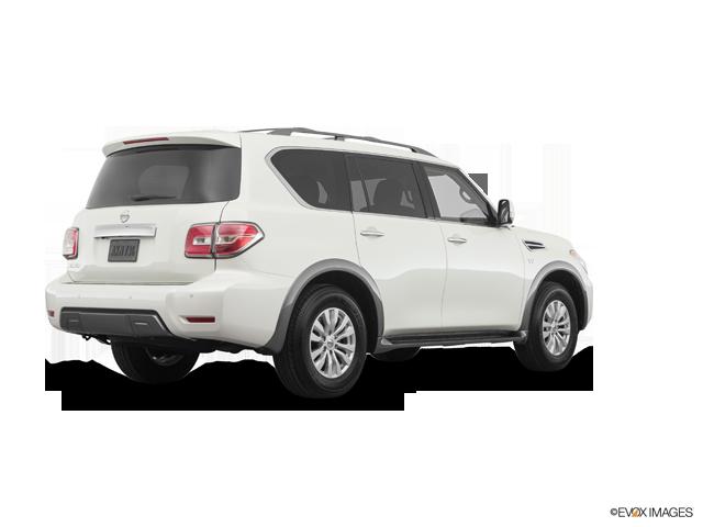 New 2019 Nissan Armada in Pasco, WA