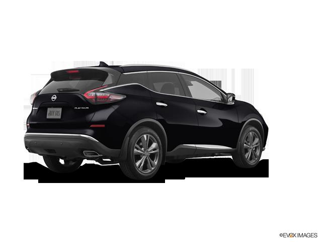 New 2019 Nissan Murano in SPOKANE, WA