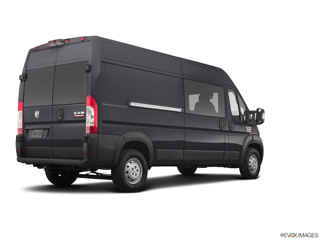 2019 Ram ProMaster Cargo Van 159 WB High Roof Extended Cargo