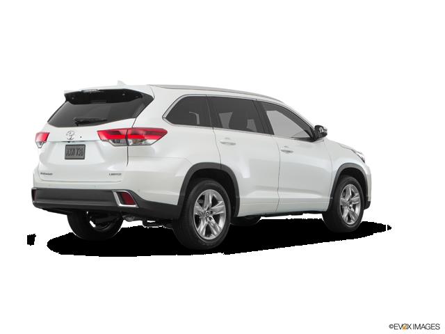 New 2019 Toyota Highlander in Spartanburg, SC