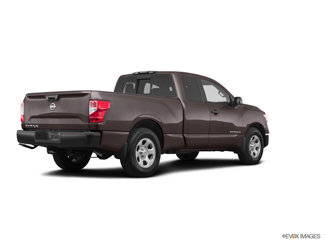 New 2019 Nissan Titan in Lake Charles, LA
