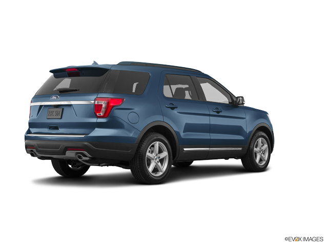 New 2019 Ford Explorer in Baxley, GA