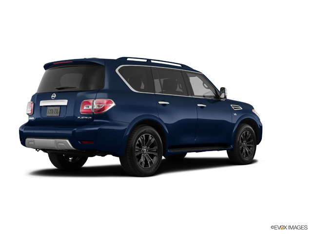 New 2019 Nissan Armada in Columbus, GA