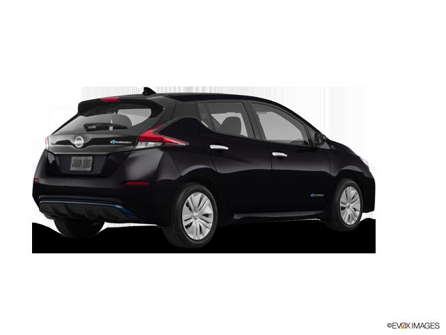 New 2019 Nissan LEAF in Huntsville, AL