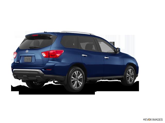 New 2019 Nissan Pathfinder in San Jose, CA