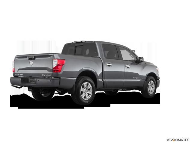 New 2019 Nissan Titan in Gadsden, AL