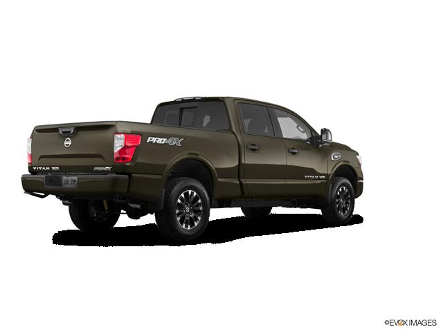 New 2019 Nissan Titan XD in Holly Springs, GA