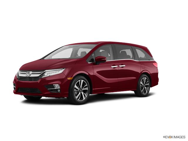 Used 2018 Honda Odyssey in Fishers, IN