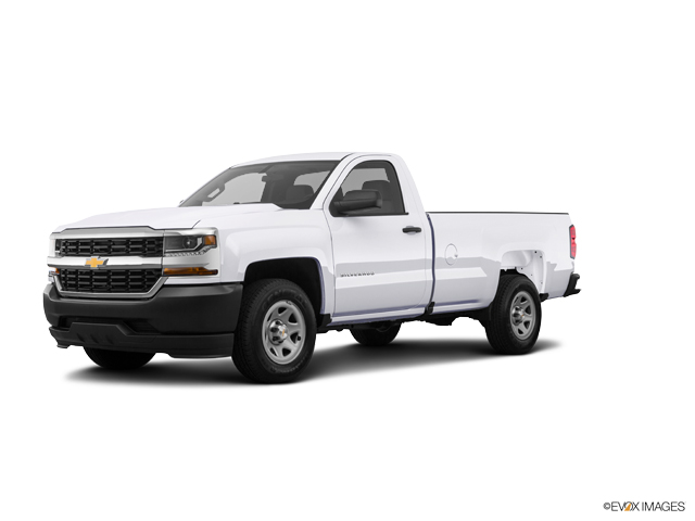 Used 2018 Chevrolet Silverado 1500 in Effingham, IL