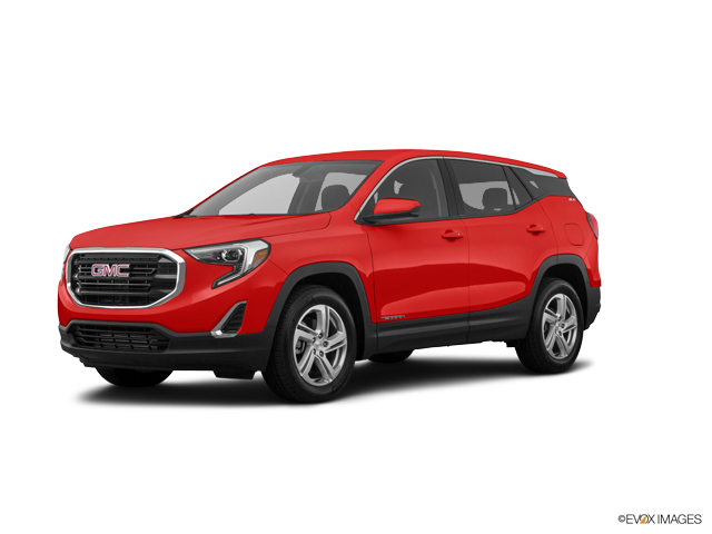 Used 2018 GMC Terrain in Greenwood, IN