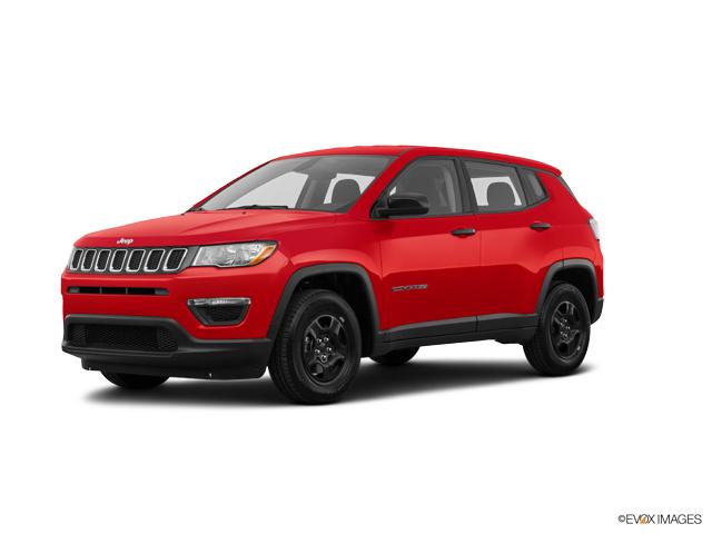 New 2018 Jeep Compass in Orlando, FL