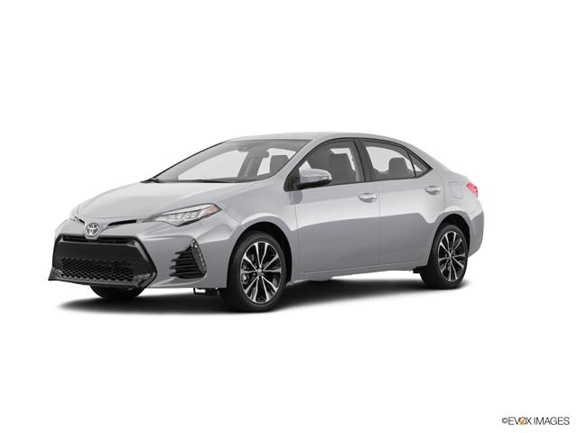 New 2018 Toyota Corolla in Waco, TX