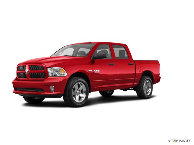 Used 2018 Ram 1500 in Cape Girardeau, MO