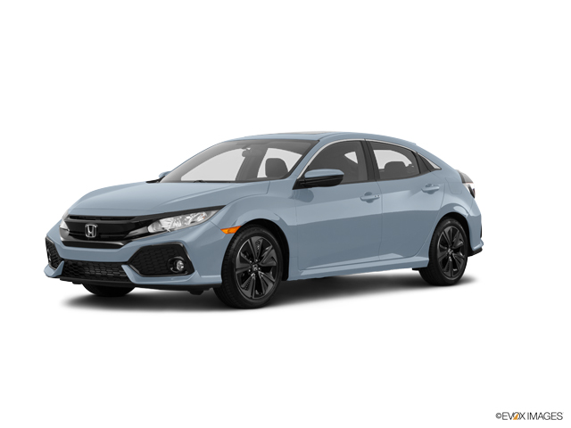 Used 2018 Honda Civic Hatchback in Odessa, TX