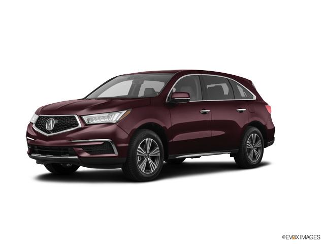 Used 2018 Acura MDX in Lynnwood, WA