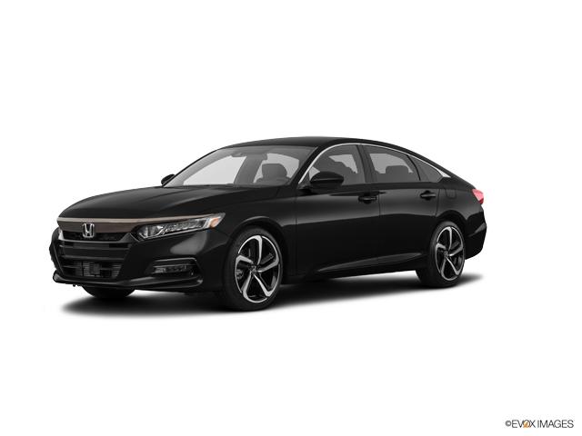 Used 2018 Honda Accord Sedan in Norwood, MA