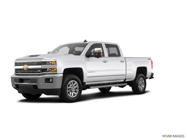 Used 2018 Chevrolet Silverado 2500HD in Miami, OK
