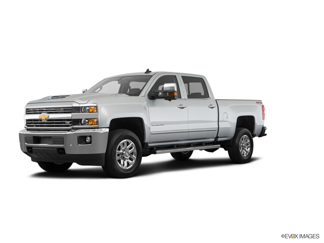 Used 2018 Chevrolet Silverado 2500HD in Middletown, CT