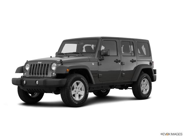 Used 2018 Jeep Wrangler JK Unlimited in Bloomington, IN