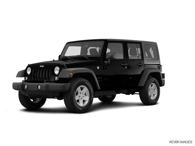 Used 2018 Jeep Wrangler JK Unlimited in New Iberia, LA