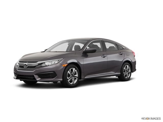 Used 2018 Honda Civic Sedan in Richland, WA