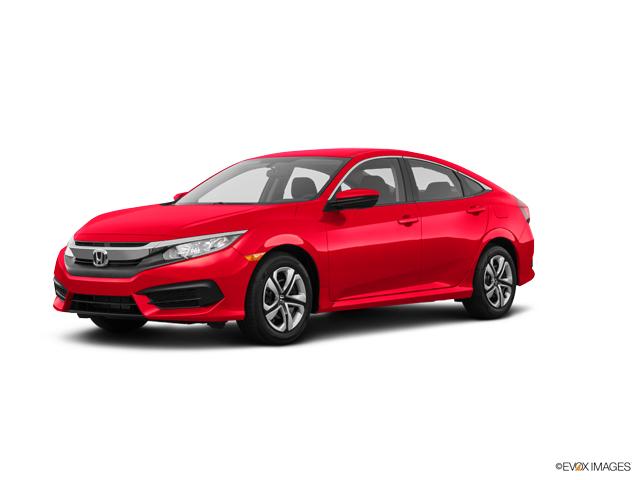 Used 2018 Honda Civic Sedan in Corpus Christi, TX