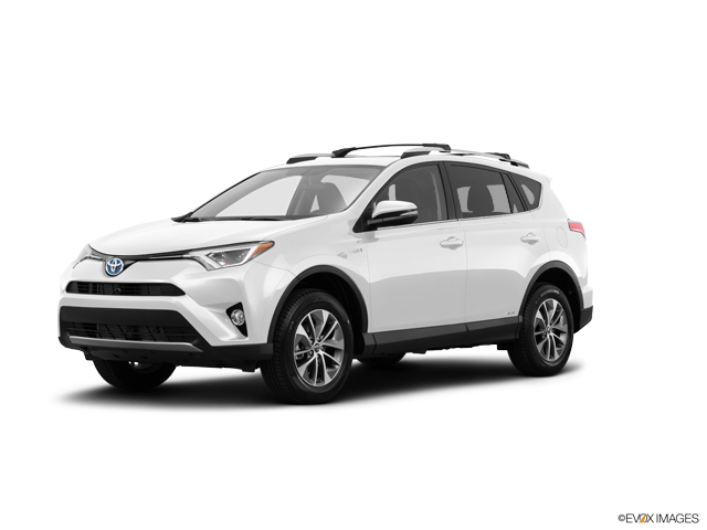 Used 2018 Toyota RAV4 Hybrid in Greenwood, IN