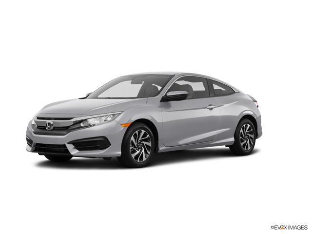 New 2018 Honda Civic Coupe in Davis, CA