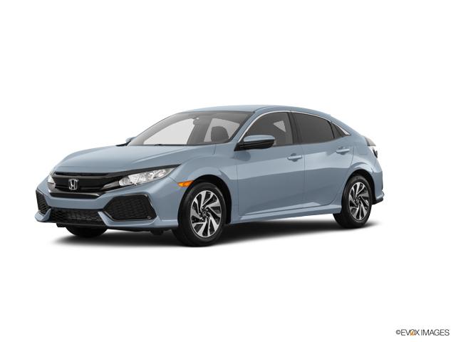 Used 2018 Honda Civic Hatchback in San Diego, CA