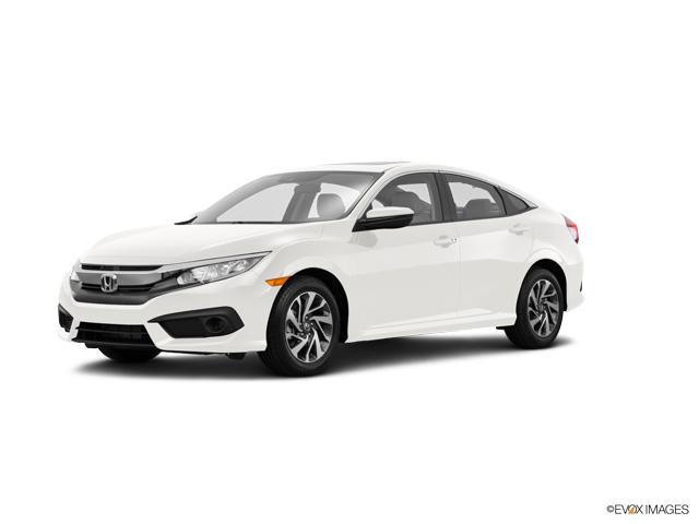 Used 2018 Honda Civic Sedan in Arlington, TX