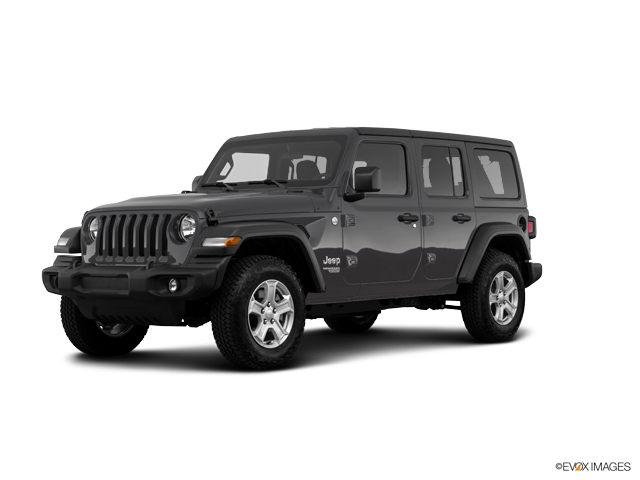 Used 2018 Jeep Wrangler Unlimited in Meridian, MS