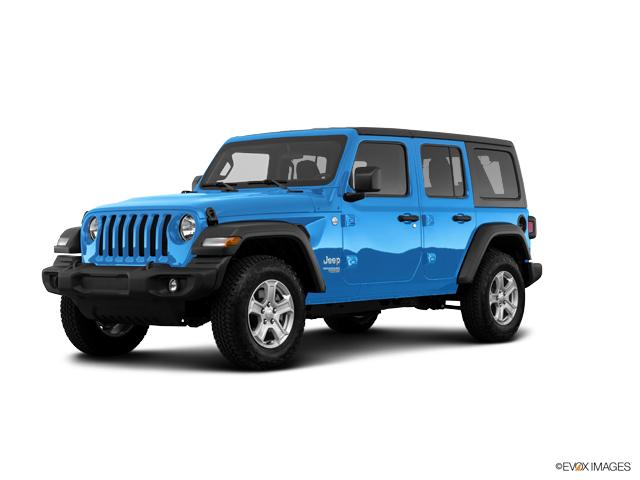 Used 2018 Jeep Wrangler Unlimited in Honolulu, Pearl City, Waipahu, HI