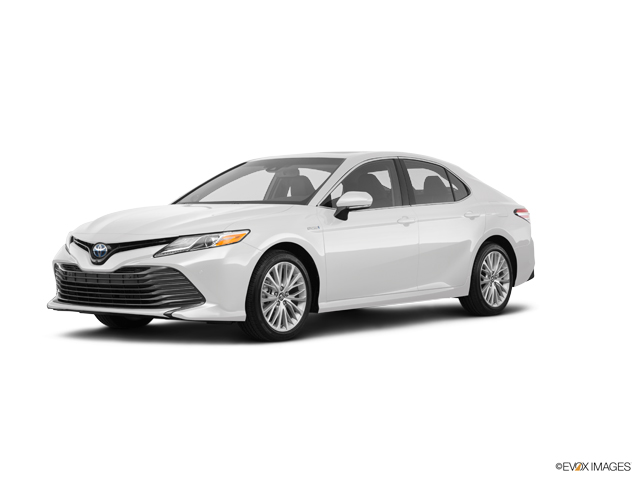 Used 2018 Toyota Camry Hybrid in Greeley, CO