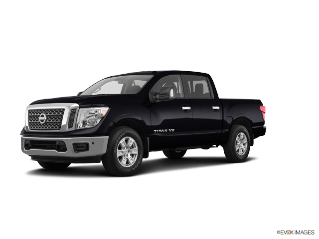 Used 2018 Nissan Titan in Pocatello, ID