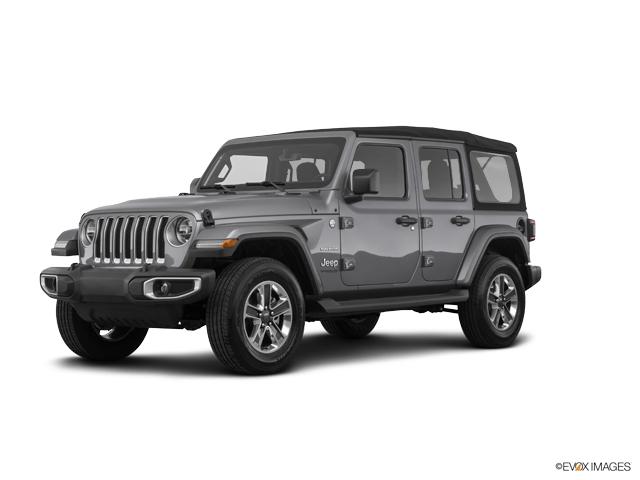 New 2018 Jeep Wrangler Unlimited in , AL